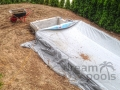 fiberglass pool installation 11
