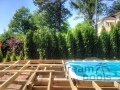 fiberglass pool installation 13